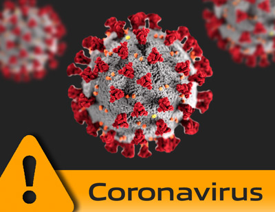 Sensitive Environmental - Coronavirus - Covid-19